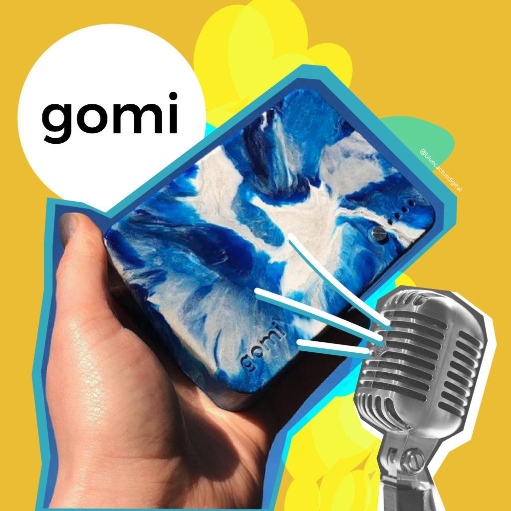 Podcast Gomi