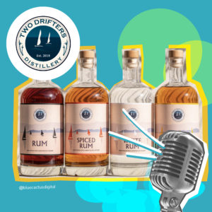 Podcast 3rd May Two Drifters Distillery